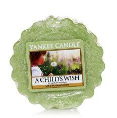 A Child's Wish – Recenzja wosku Yankee Candle