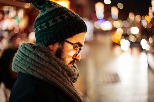 Zimowe dodatki do męskich stylizacji