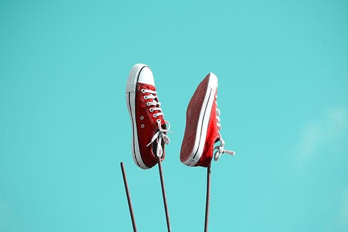 Tenisówki damskie